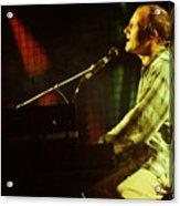 Phil Collins-0854 Acrylic Print