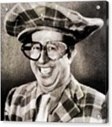 Phil Silvers, Comedy Legend Acrylic Print