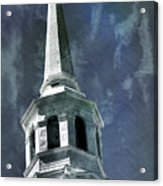 Philadelphia Christ Church Acrylic Print