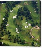 Philadelphia Cricket Club Militia Hill Golf Course 6th Hole Acrylic Print