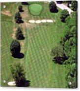 Philadelphia Cricket Club St Martins Golf Course 3rd Hole 415 West Willow Grove Ave Phila Pa 19118 Acrylic Print