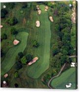 Philadelphia Cricket Club Wissahickon Golf Course 12th Hole Acrylic Print