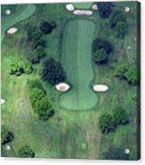 Philadelphia Cricket Club Wissahickon Golf Course 14th Hole Acrylic Print