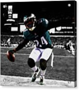 Philadelphia Eagles 5a Acrylic Print