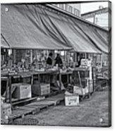 Philadelphia Italian Market 3 Acrylic Print