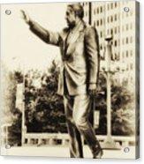 Philadelphia Mayor - Frank Rizzo Acrylic Print