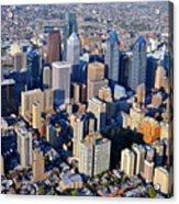 Philadelphia Rittenhouse Squarea 0471 Acrylic Print by Duncan Pearson