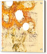 Philip Von Magnet In Fez Acrylic Print