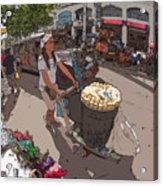 Philippines 1265 Mais Acrylic Print