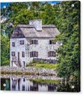 Philipsburg Manor House  Acrylic Print
