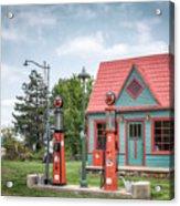 Phillips 66 Gas Station Acrylic Print