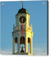 Phillips Exeter Academy Bell Tower Acrylic Print