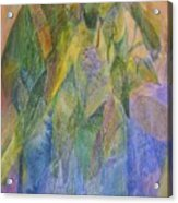 Philodendron Phun Acrylic Print