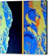 Philosopher - Socrates 2 Acrylic Print