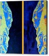 Philosopher -socrates 1 Acrylic Print