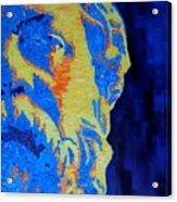 Philosopher - Socrates 3 Acrylic Print