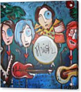 Phish At Big Cypress Acrylic Print