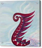 Phoenix - Hope Acrylic Print