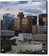 Phoenix Downtown Skyline Acrylic Print