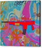 Phone Cam 515 3d Shooter Acrylic Print