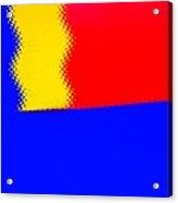 New Flag Acrylic Print