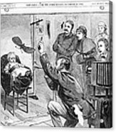 Photographer, 1882 Acrylic Print
