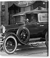 Photographer's 1928 Truck Acrylic Print