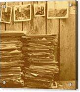 Photographic Memories Acrylic Print