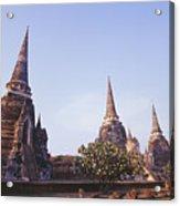 Phra Si Sanphet Acrylic Print
