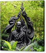Phu My Statues 6 Acrylic Print