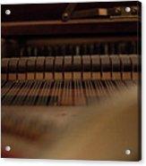 Piano Guts Acrylic Print