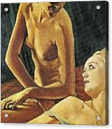 Picabia 52 Francis Picabia Acrylic Print