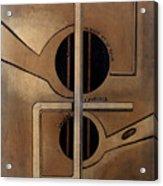 Picabia: Cest Clair, C1917 Acrylic Print