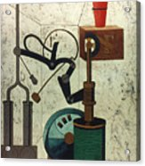 Picabia: Parade Acrylic Print
