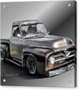 Pickup Named Penny Acrylic Print
