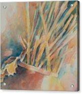 Pickup Sticks Acrylic Print