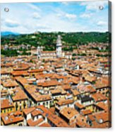 Picturesque Cityscape Of Verona Italy Acrylic Print