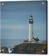 Pidgeon Point Lighthouse Acrylic Print