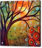 Piece Of Eden Acrylic Print
