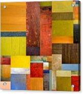 Pieces Project L Acrylic Print