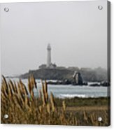 Piegeon Point Lighthouse Acrylic Print