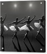 Ballet Acrylic Print