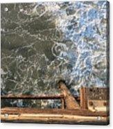 Pier Acrylic Print