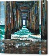 Pier One Acrylic Print
