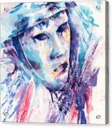 Pieroette Acrylic Print