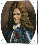 Pierre Lemoyne, 1661-1706 Acrylic Print