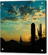 Piestawa Sunrise Acrylic Print