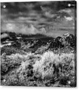 Piestewa Peak Light Acrylic Print