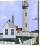 Pigeon Point Lighthouse California Acrylic Print