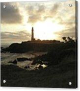 Pigion Point Lighthouse 1 Acrylic Print